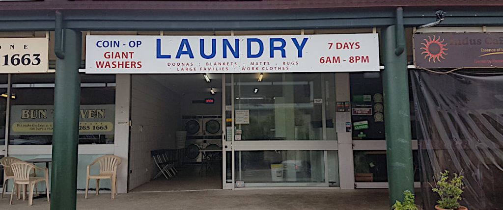 Laundry Brisbane northside