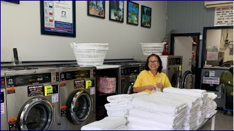 Laundry brisbane service wash or self service